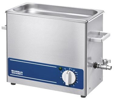Ultraschall-Reinigungsgerät RK 255H Sonorex Super mit Heizung
