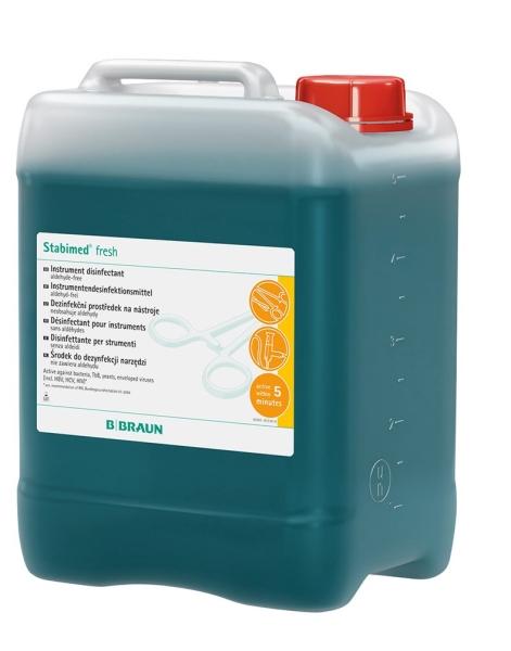 Stabimed® fresh Instrumentendesinfektion und Reinigung