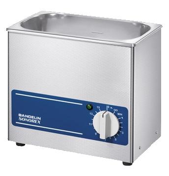 Ultraschall-Reinigungsgerät RK100H Sonorex Super m.Heizung