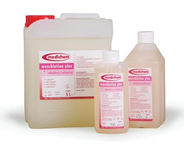 Medichem Waschlotion PLUS für beanspruchte Haut
