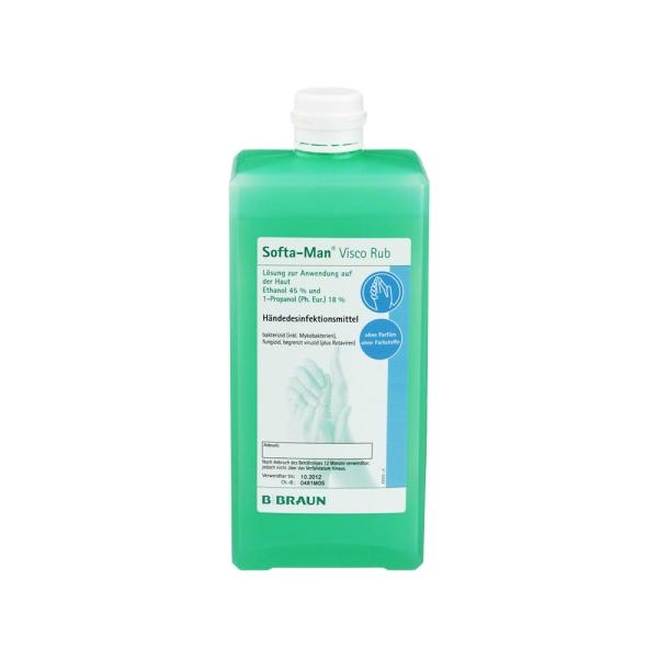 Softa-Man® ViscoRub V Händedesinfektionsmittel mit viskoser Konsistenz
