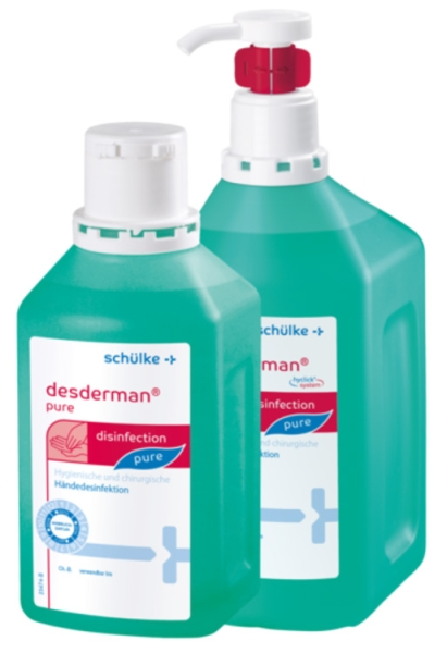 Desderman® pure Händedesinfektion viruzid