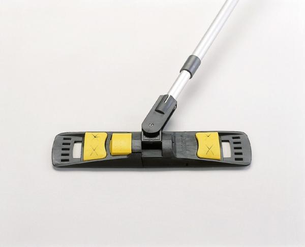 Startpaket Bodenpflege: 1x Twix-Teleskopstiel, 1x Sprint-Plus Halter,10x Sprint-Mop