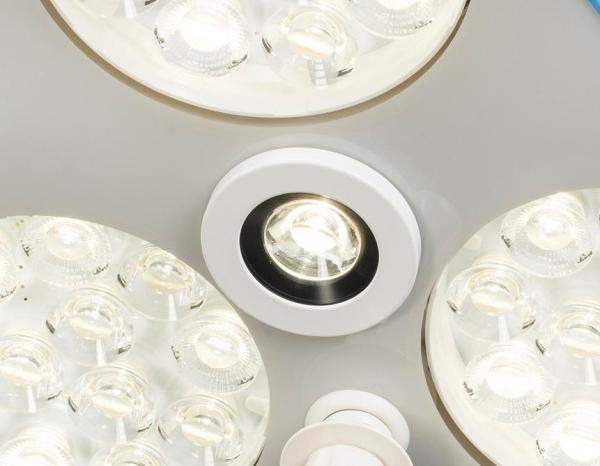 Aufpreis für LED-Mittelreflektor LED 300DF