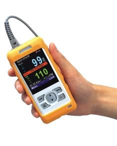 Silikonschutzhülle, orange für PM-60