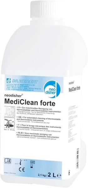 neodisher MediClean forte Reinigungsmittel, Flüssigkonzentrat