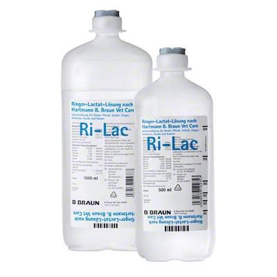 Ringer-Lactat-Lösung nach Hartmann AD.US.VET