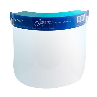 Einmal-Gesichtsschutzschild mit Gummiband anti-bakterielle Schaumstoffpolsterung latexfrei Fa...