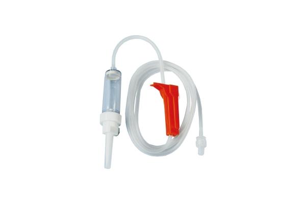 Infusionsgerät für Druck- und Schwerkraftinfusion, 1500 mm, Luer-Lock (CHP336)