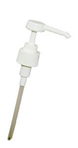Handpumpe für 500/1000 ml Eurospenderflaschen
