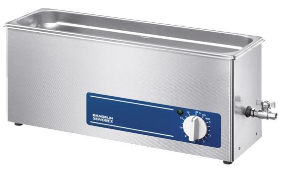 Ultraschall-Reinigungsgerät RK 156 Sonorex Super ohne Heizung