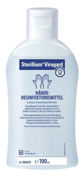 Sterillium® Virugard viruzide Händedesinfektion