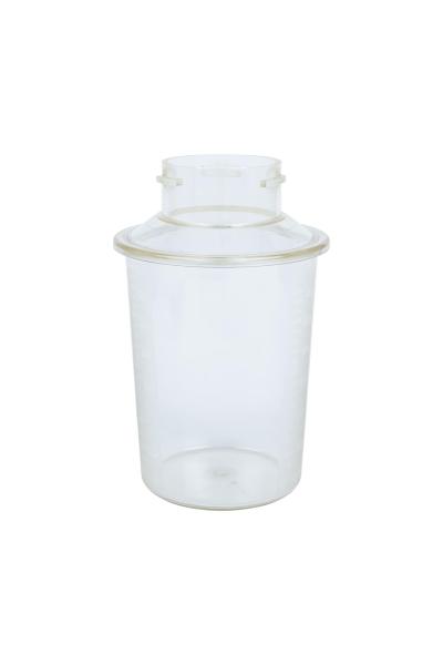 2 Liter Sekretflasche, Polysulfon