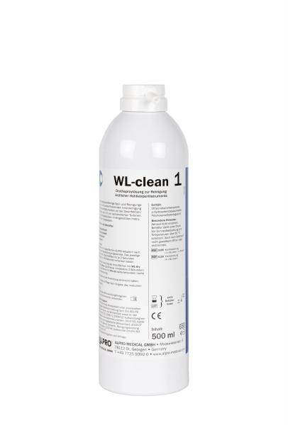 WL-clean, 500 ml Sprühdose zur manuellen Reinigung von Hohlkörpern