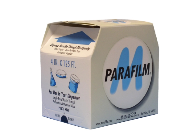 Parafilm M Format: B 10 cm x L 38 m