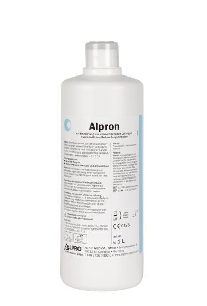 Alpron 1 Ltr. Flasche Konzentrat zur Betriebswasserentkeimung (3184)