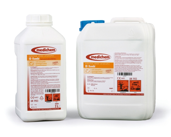Medichem ID Kombi Instrumentendesinfektionsmittel
