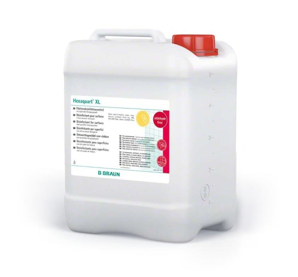 Hexaquart®XL Aldehyd-freies Flächendesinfektionsmittel (Konzentrat)