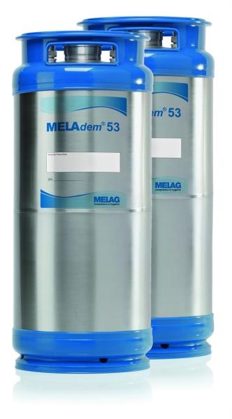 Meladem 53, Wasseraufbereitung Container 2 x 20 Liter, gefüllt,