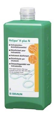 Helipur® H plus N Desinfektionskonzentrat auf Aldehydbasis für thermolabile Materialien