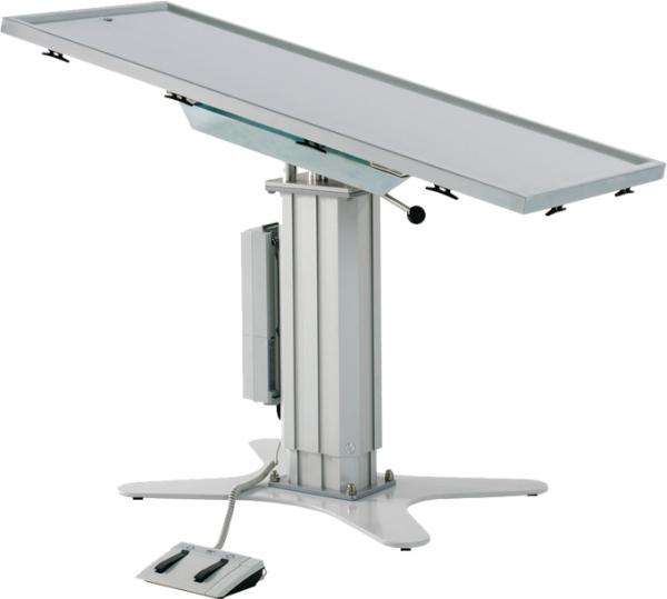 OP Tisch indulab mit Akkutechnologie und Kippfunktion