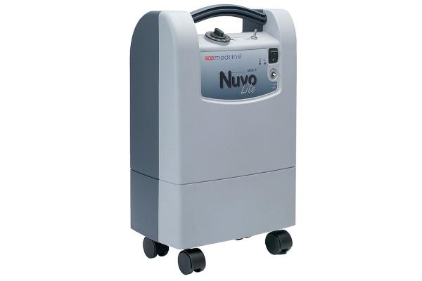 Sauerstoffkonzentrator NUVO LITE MARK 5, mit Standardausstattung