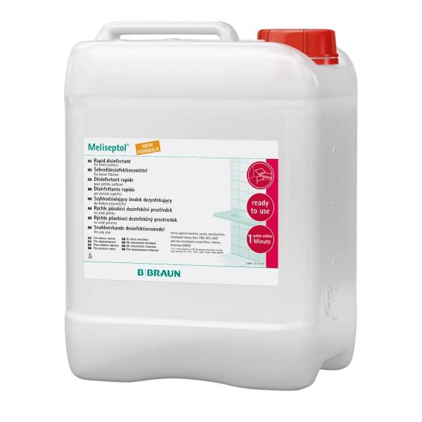 Meliseptol® New Formula alkoholische Schnelldesinfektion ohne Zusatzstoffe