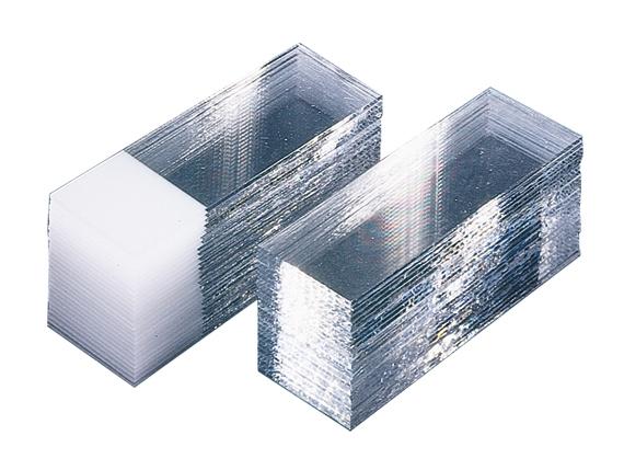 Objektträger ohne Mattrand, 76 x 26 mm, 50 Stück