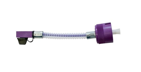 Key Filler Adapter ( Sicherheitseinfüller ) zum Isofloran-Verdampfer