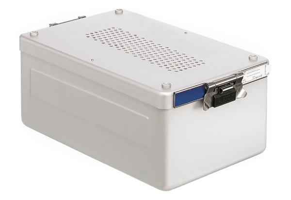 Veterinär Container 313 x 190 x 130 mm komplett mit Deckel und Wanne