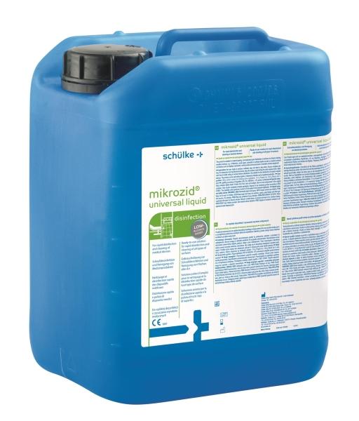 Mikrozid universal liquid Flächendesinfektion