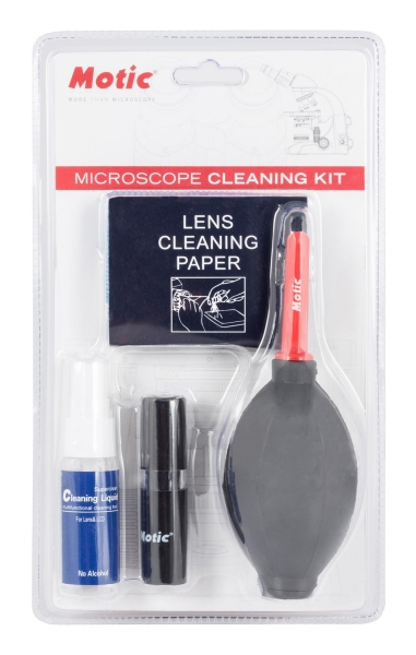 Cleaning Kit für Mikroskope