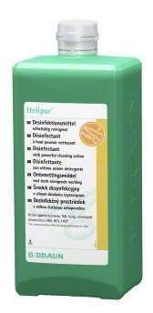 Helipur® Desinfektion und Reinigung von thermostabilen Instrumente