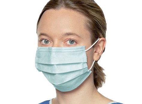 Foliodress mask Comfort Anti-Fogging, 50 Stück