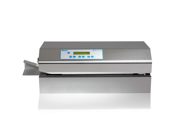 MELAseal Pro, Durchlauf-Siegelgerät für hohe Anforderungen