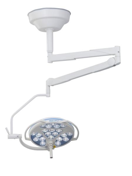 Operationsleuchte Mach LED 2SC, Deckenmodell, bis 3 m